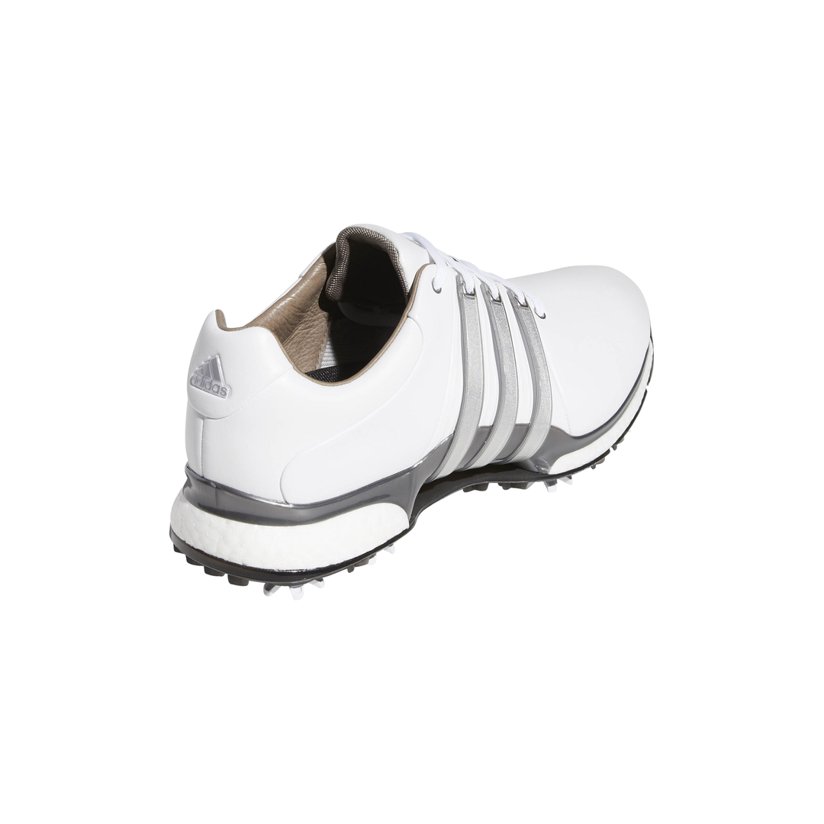 Adidas Tour 360 Boost Herre HvitSølv