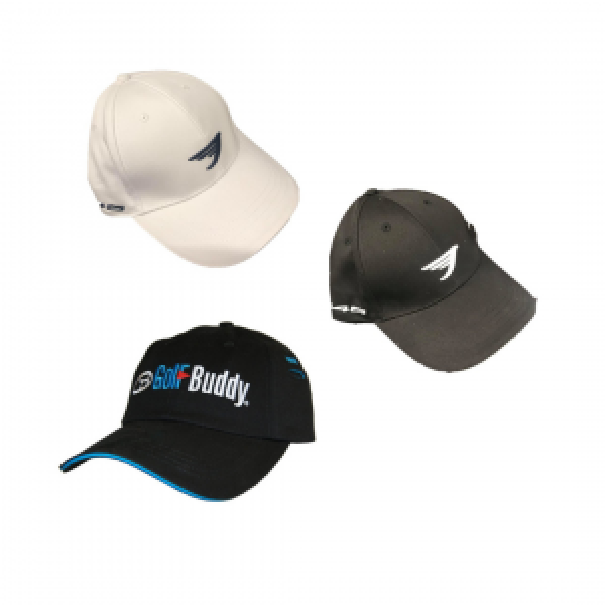 Tommy Armour og Golfbuddy Capspakke - 3 stk